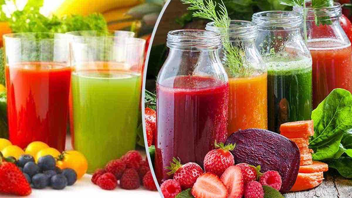 Pourquoi des boissons à base de fruits et légumes strictement frais sont-elles bonnes pour la santé ?