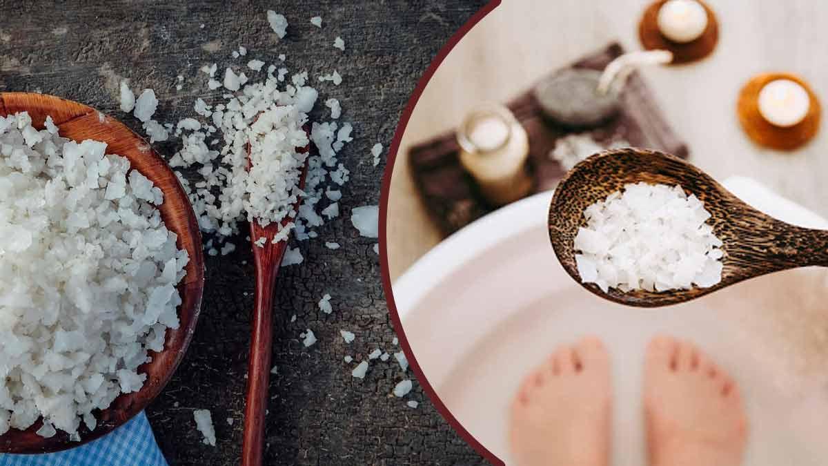 Quels sont les bienfaits du sel d'Epsom et comment l'utiliser au quotidien ?